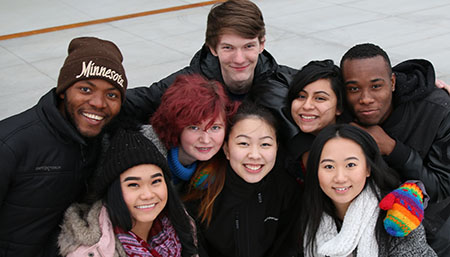 Group of SPC Students