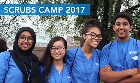 SCRUBS CAMP 2017