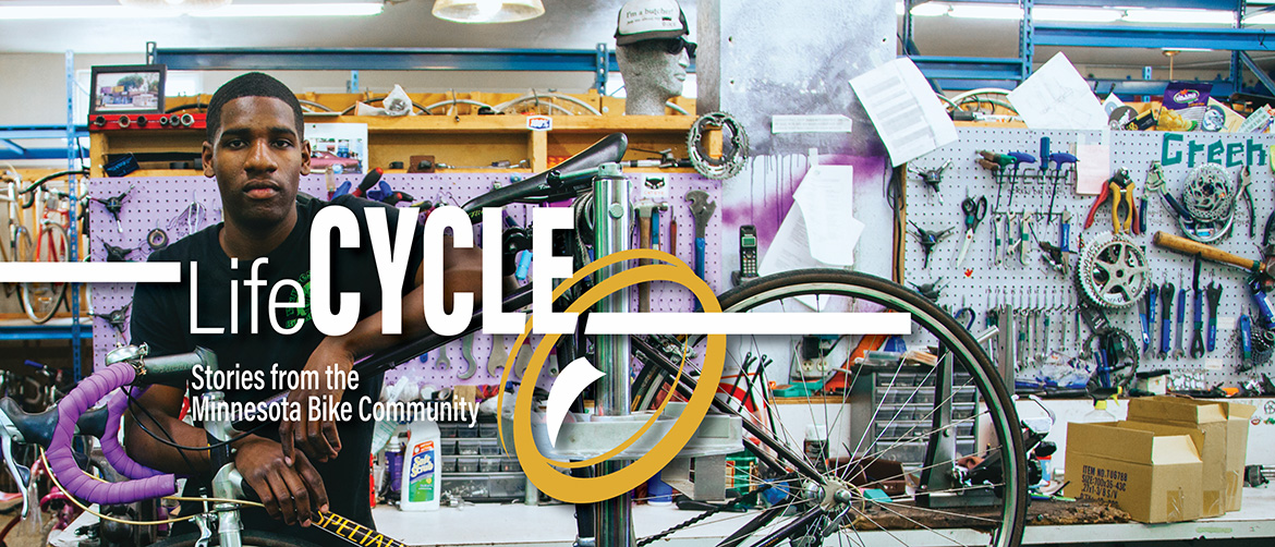 LifeCYCLE, stores from the minneosota bike community