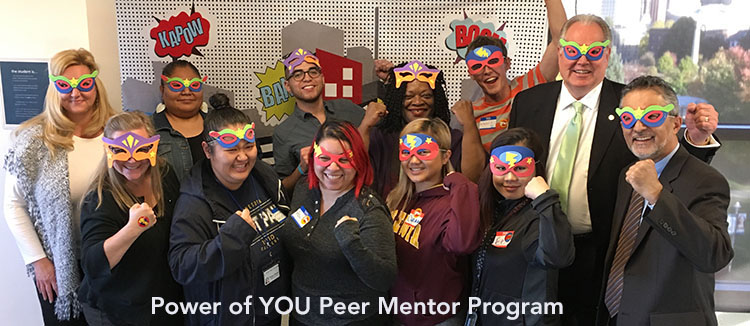 power of you mentor program