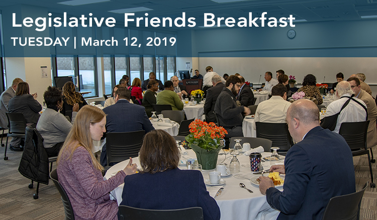 Legislative Friends Breakfast