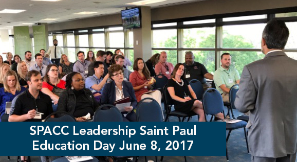 Leadership Saint Paul Education Day