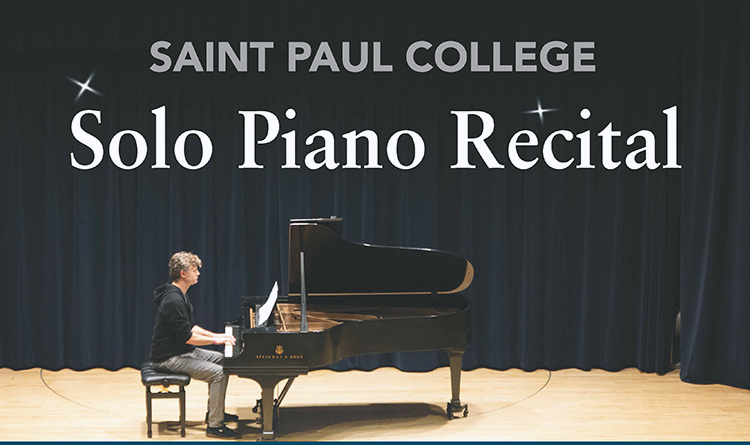 Solo Piano Recital
