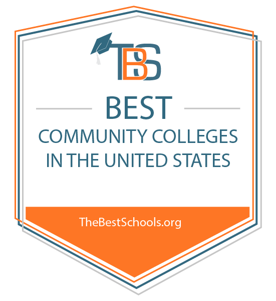 No. 9 of The 50 Best Community Colleges in the United States