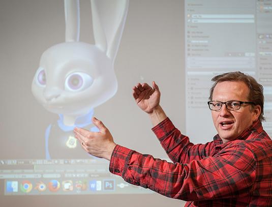 computer animator degree