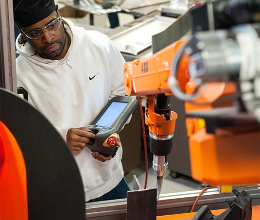 Robotic Welding Certificate